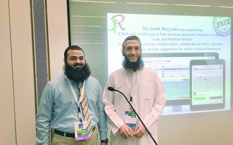 New app developed in Qatar helps medical professionals conduct faster research