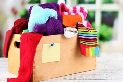 Medium clothsbox