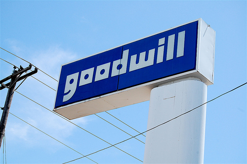 Goodwillsign