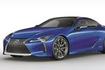 The new Lexus LC Coupe will use a combination of a typical multi-speed automatic transmission and a continuously variable unit.