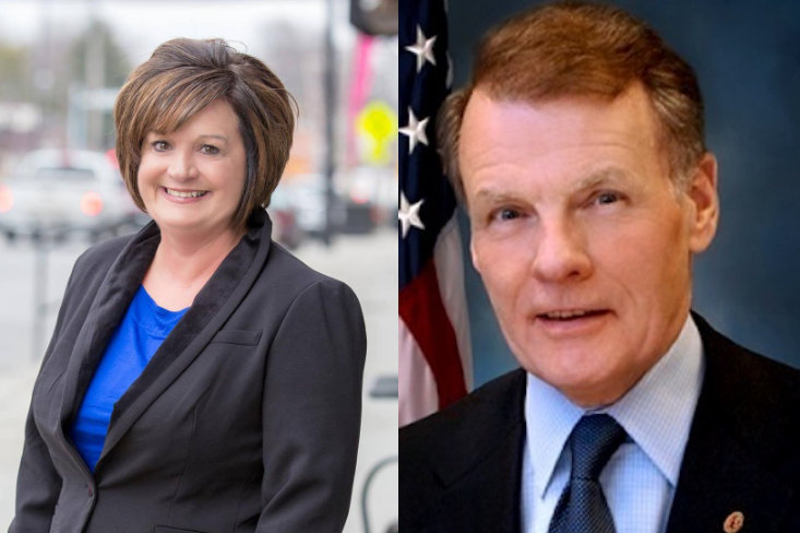 Marsha Griffin / Michael Madigan
