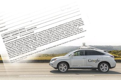 According to the report, the mishap with a bus was ridiculously minor, but because the Google Lexus was driving itself at the time, it was played up in the media. But that?s the point of testing: to find the system boundaries.