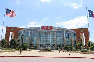 The H-E-B Center in Cedar Park is home to two minor league sports teams.