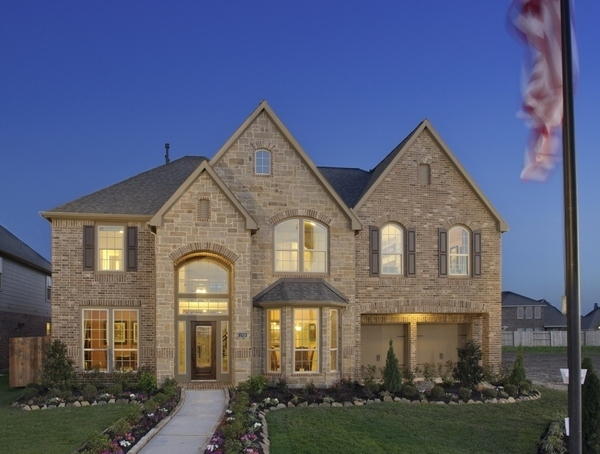 Perry Homes Model Home