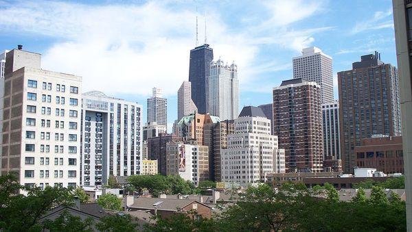 Large chicago condos