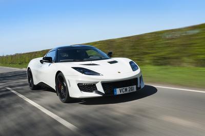 Sleek, aerodynamic and powerful.