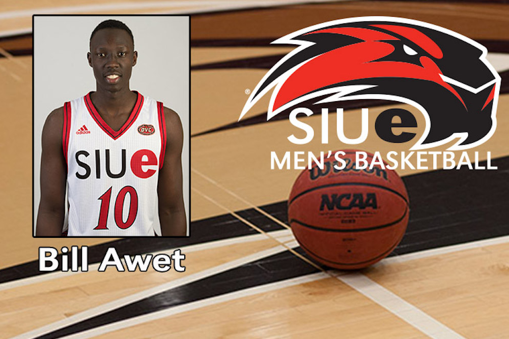 Awet joins SIUE basketball program all the way from Australia