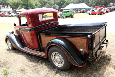 The Hill Country Rally for Kids car show drew 200 entries last year.