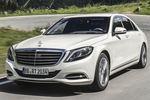 For Mercedes-Benz executives, the 436-horsepower S550 plug-in seems like a viable choice. It's also the first Mercedes model to be offered as a plug-in hybrid.