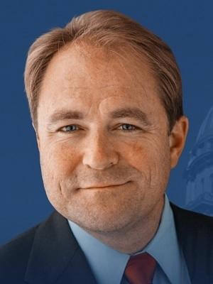 Illinois State Sen. Dan McConchie (R-Hawthorn Woods)