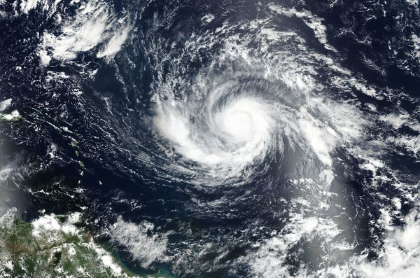 Large hurricaneirma