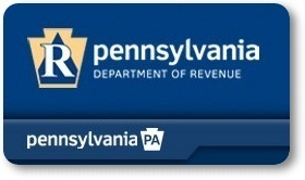 PA revenue department releases 2014-2015 collections data.