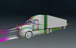A model to improve efficiency in delivery trucks.