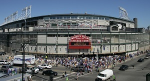 The commission heard an update on the extent of repair and replacement work to the marquee at Wrigley Field.