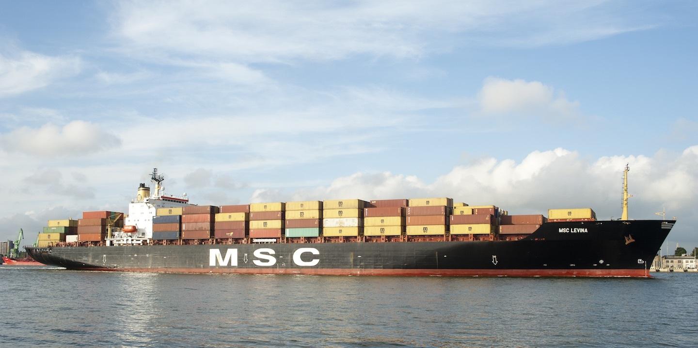 Cargo ship 03