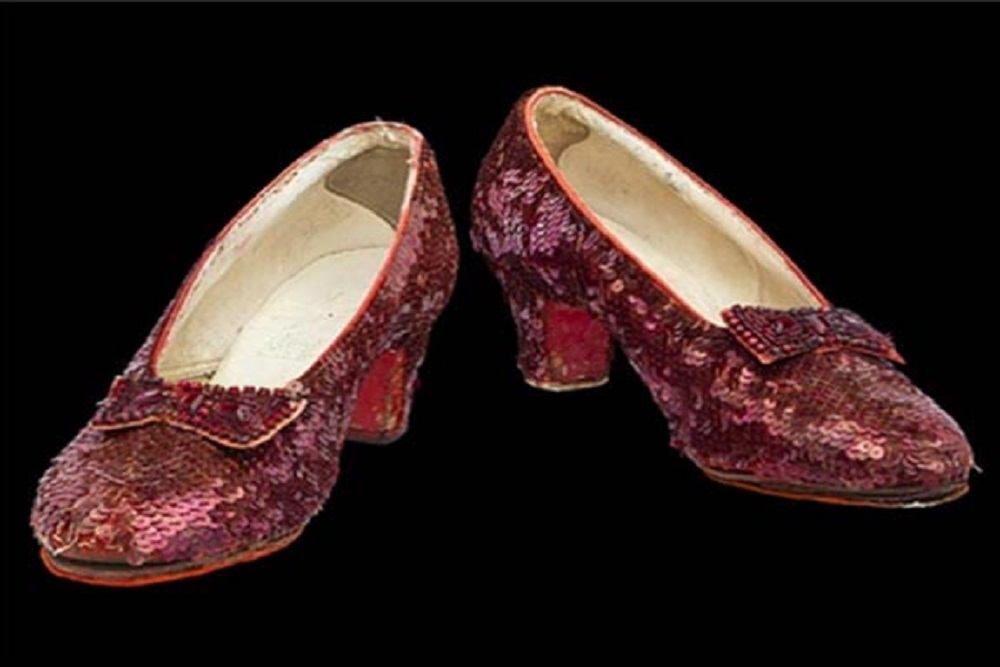 The Diamond Centre Fbi Recovers Stolen Ruby Slippers