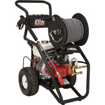 Pressure washers can be used to remove mold, grime, dust, mud and dirt from buildings, vehicles and concrete surfaces.