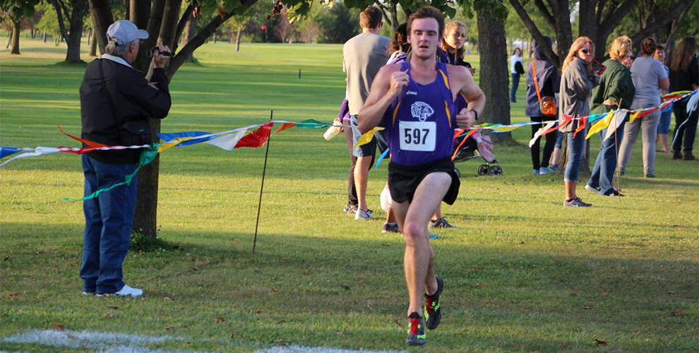The ONU men's cross-country team took first place at the Midwest Classic to start the season.
