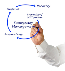 FEMA details open emergency management specialist positions.