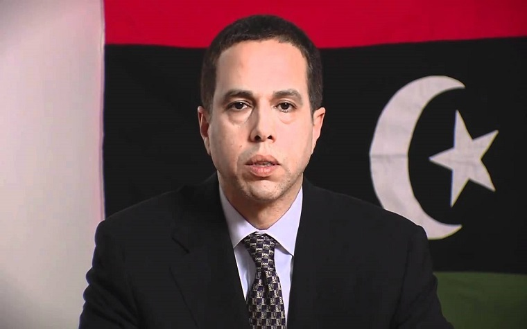 Mohammed El Senussi is the presumptive heir to a Libyan monarchy.
