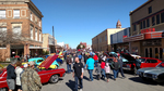 The Hot Rods and Hatters event in Lockhart drew record numbers and shut down 22 city blocks this year.