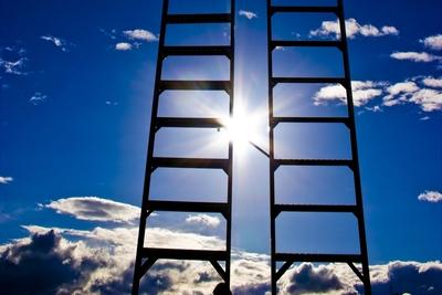 Medium ladder success