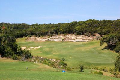 The 7,153-yard, par-72 Fazio Canyons Golf Course boasts the signature of Tom Fazio, the legendary golf designer of Barton Creek's 18-hole Fazio Foothill's course.