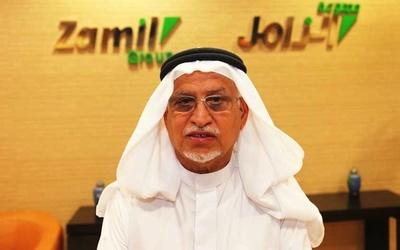 Abdulrahman Al Zamil.
