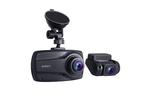 The Aukey 1080p Dash Cam system provides reliable on-board recording at a reasonable price.