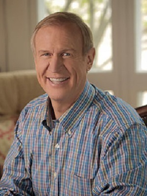 Republican Former Illinois Gov. Bruce Rauner