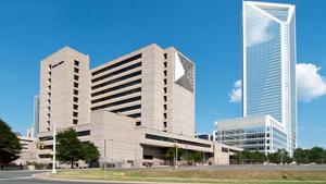 Duke Energy headquarters in Charlotte, North Carolina.