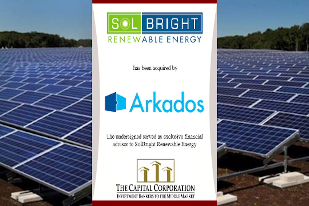 SolBright is an award-winning provider of solar solutions for the commercial, industrial and military markets.