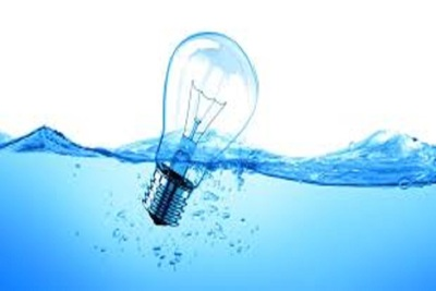 Medium energywater