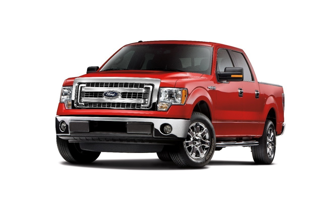 The F-150 Raptor has technology that allows for variable damping rates based on wheel travel.