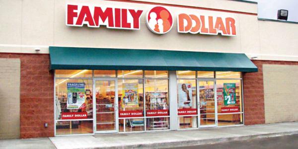 Large familydollar
