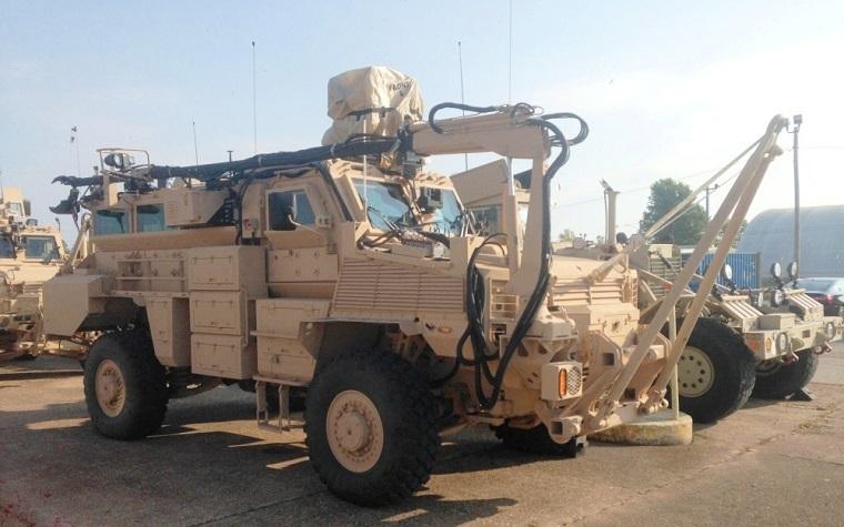 Army putting new video technol...