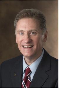 Former SIU Carbondale President Randy Dunn