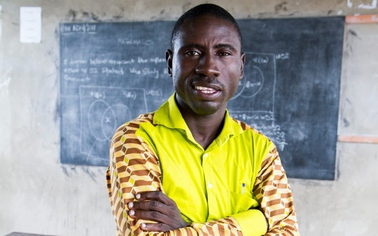 Social entrepreneur James Kofi Annan received support form Reach for Change Africa to grow his anti-child slavery organization.