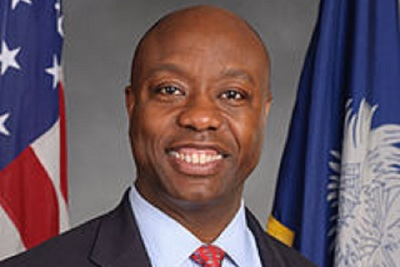 Sen. Tim Scott (R-SC) was one of the sponsors to eliminate the ruling.