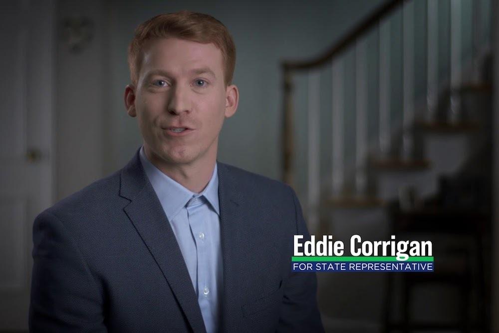 Eddie Corrigan