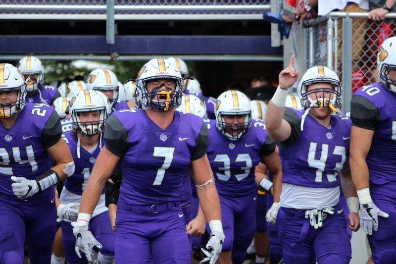 The ONU football team has a 4-2 record as of early October.