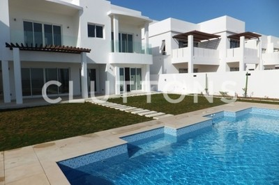 This gorgeous five bedroom villa is now available in Muscat.