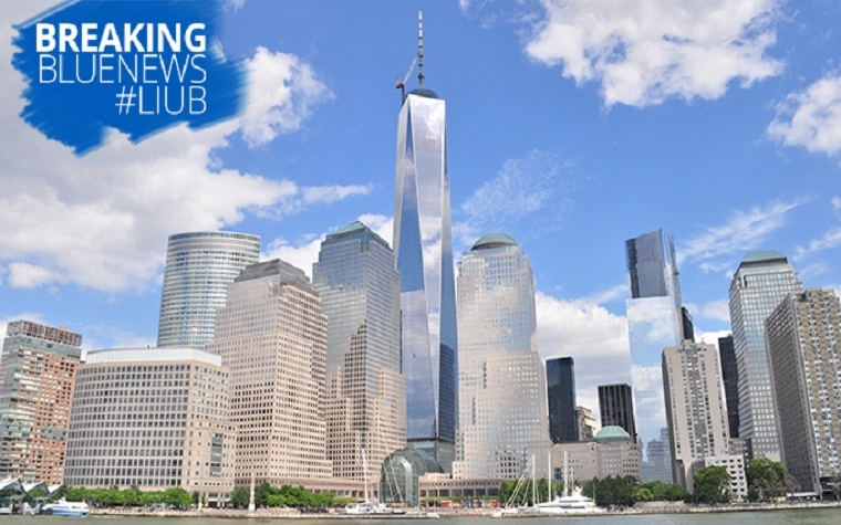 The One World Trade Center plans to participate in the Light It Up Blue event to promote autism awareness.