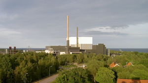 The  Oskarshamn Nuclear Power Plant