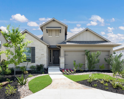 Perry homes offering quality designs in teravista a for Perry home designs