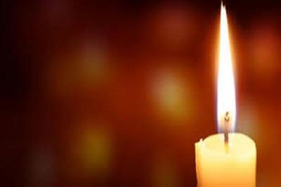 Medium candle