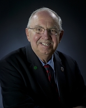 Schaumburg Village President Alan Larson