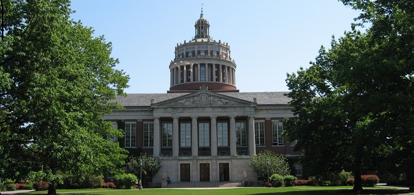Rush Rhees Library, University or Rochester