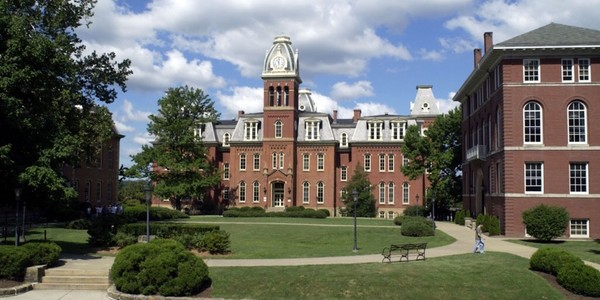 Large woodburn hall wvu