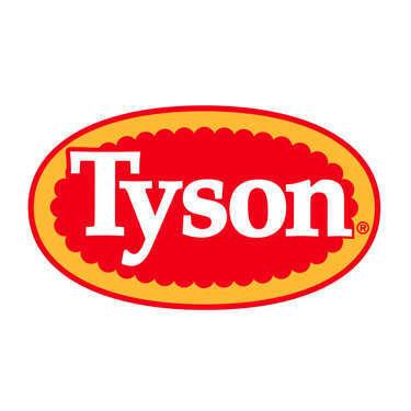 Large tyson logo
